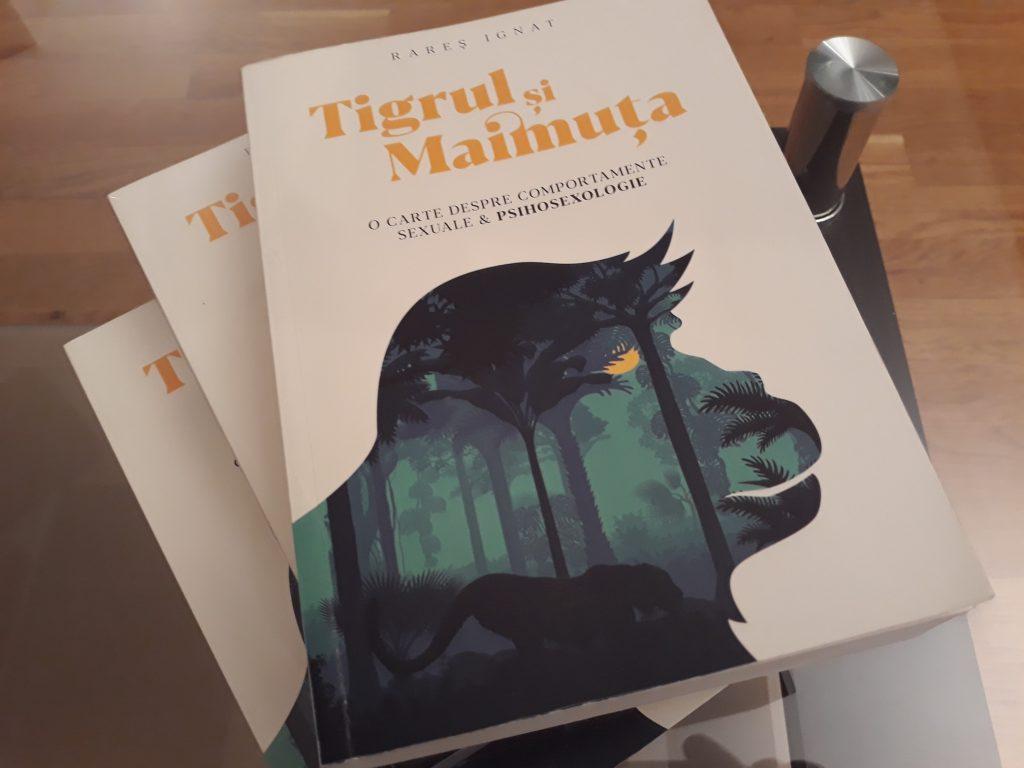 """""""Tigrul şi Maimuţa"""" – o carte de psihosexologie"""