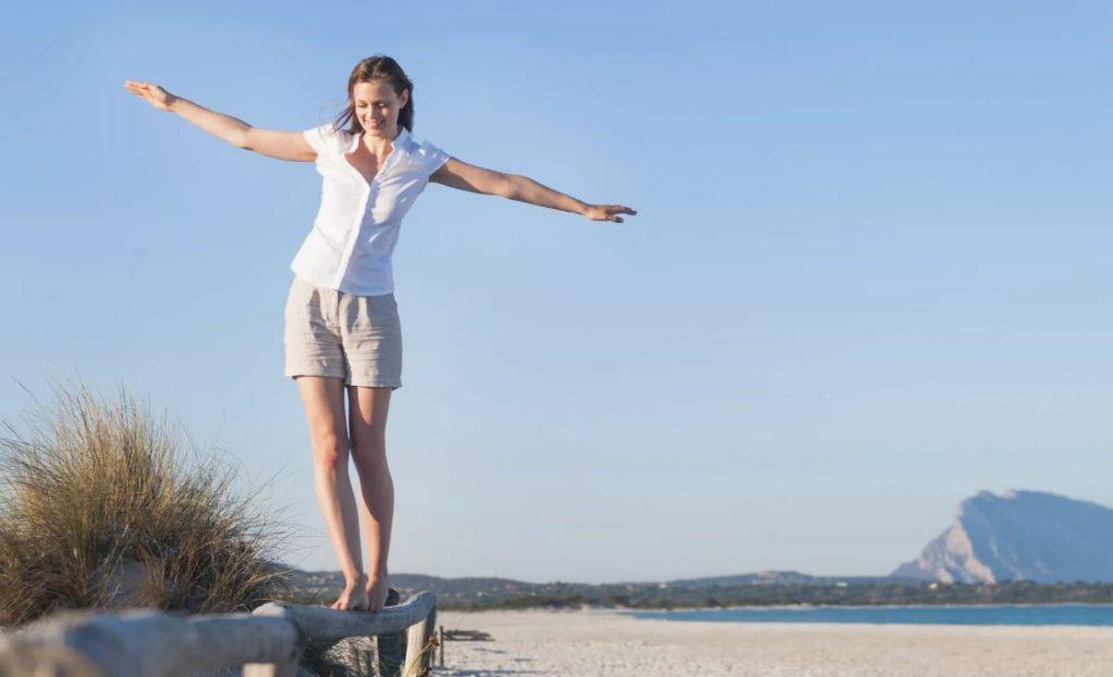 10 elemente ce definesc o femeie echilibrata